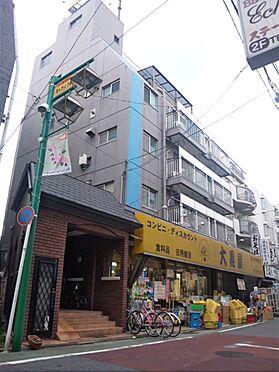 店舗付住宅(建物全部)-練馬区富士見台2丁目 外観