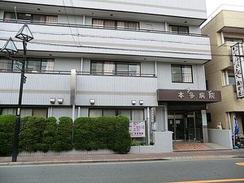 建物全部その他-大田区西蒲田8丁目 本多病院