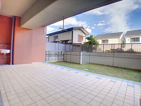 中古マンション-春日井市鳥居松町1丁目 マンションに住みながら庭が持てる喜び。土に触れる機会が増えます!