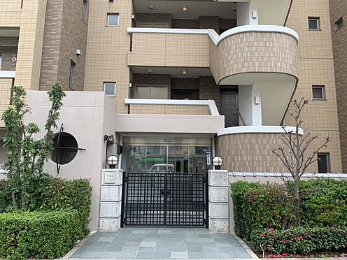 マンション(建物一部)-大阪市住吉区帝塚山中1丁目 外観