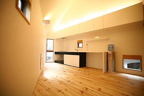 アパート-新宿区富久町 2階キッチン
