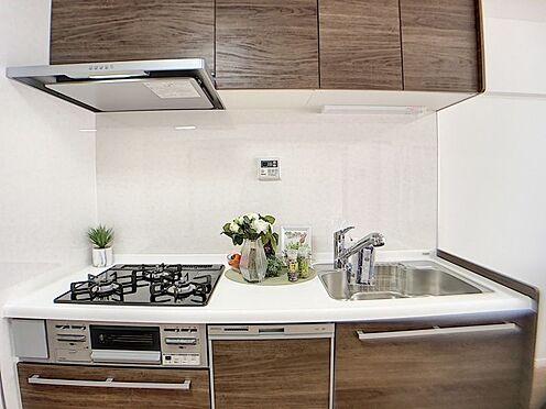 中古マンション-名古屋市名東区名東本町 食洗機付きのキッチンで洗い物も楽々!