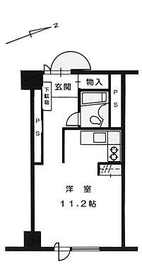 マンション(建物一部)-札幌市中央区北五条西29丁目 間取り