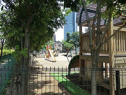 マンション(建物一部)-目黒区青葉台3丁目 周辺環境:双葉の園保育園