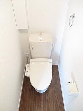 アパート-北本市深井1丁目 トイレ