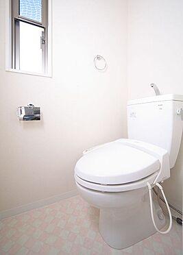 アパート-名古屋市北区安井4丁目 トイレ