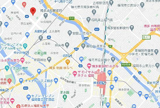 マンション(建物一部)-福岡市博多区下呉服町 その他