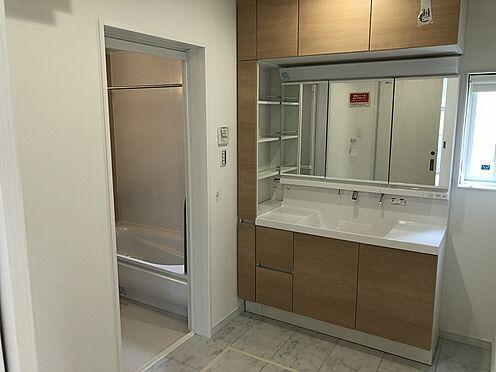 新築一戸建て-神戸市北区星和台2丁目 洗面