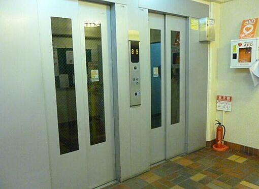 マンション(建物一部)-神戸市西区伊川谷町有瀬 エレベーターは複数あり