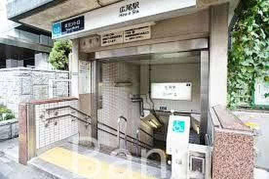 中古マンション-港区西麻布4丁目 広尾駅(東京メトロ 日比谷線) 徒歩11分。 840m