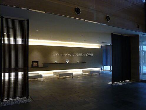 中古マンション-横浜市神奈川区栄町 エントランスホール