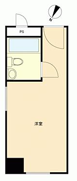中古マンション-渋谷区笹塚1丁目 間取り