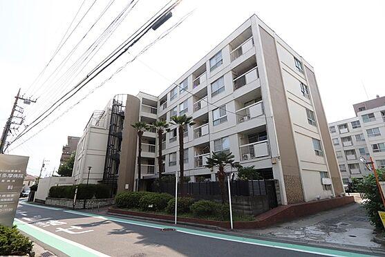 マンション(建物一部)-狛江市岩戸南1丁目 メインエントランス側