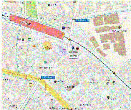 ビル(建物全部)-練馬区旭丘1丁目 地図