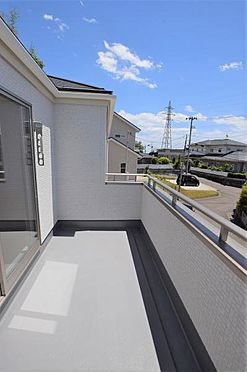 新築一戸建て-仙台市太白区緑ケ丘3丁目 バルコニー