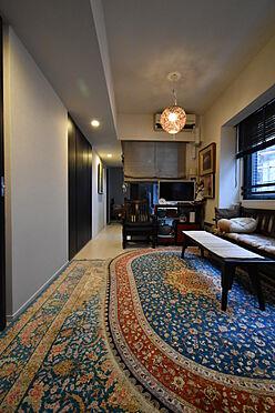 中古マンション-中央区八丁堀2丁目 ワイドスパン設計(北西側:約11.64m)