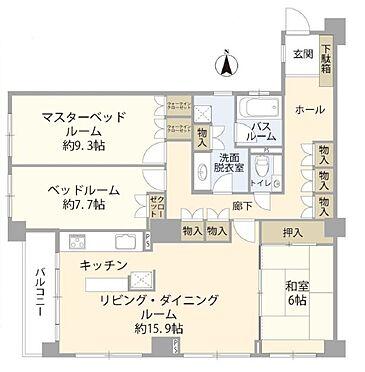 マンション(建物一部)-江戸川区南葛西2丁目 角部屋・全居室収納あり
