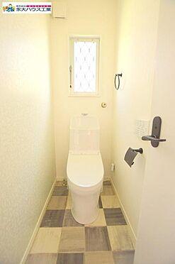 中古一戸建て-仙台市泉区南中山4丁目 トイレ