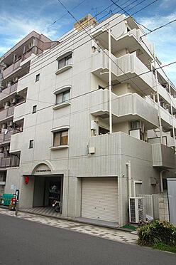 マンション(建物一部)-横浜市南区井土ケ谷下町 6階建てホワイトタイル貼りの上品な外観です。※昭和63年3月築の新耐震基準です。平成27年第2回大規模修繕工事実施済みです。