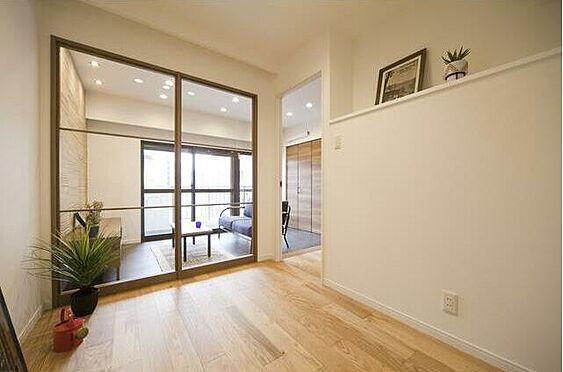 区分マンション-福岡市中央区平尾2丁目 寝室