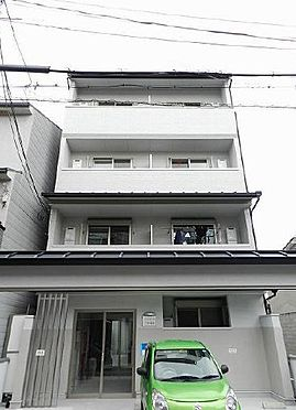 マンション(建物全部)-京都市上京区田村備前町 外観