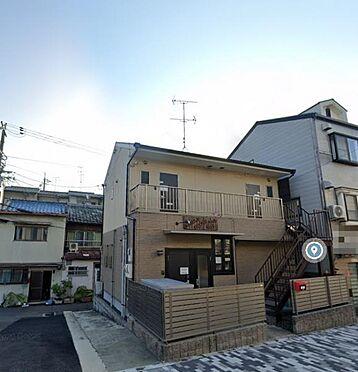 アパート-京都市東山区福稲柿本町 外観
