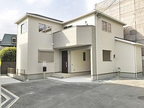 新築一戸建て-豊中市上野西4丁目 外観