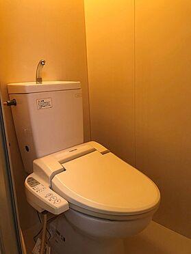 マンション(建物一部)-上尾市柏座1丁目 トイレ