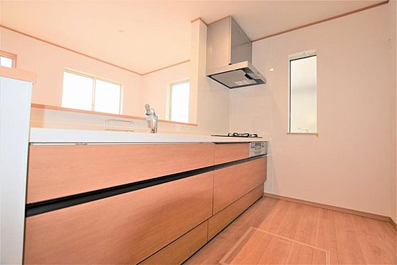 新築一戸建て-仙台市青葉区高松3丁目 キッチン
