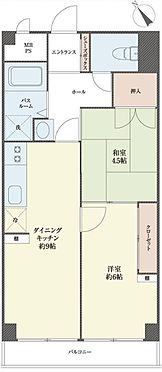 マンション(建物一部)-北区中十条4丁目 間取り