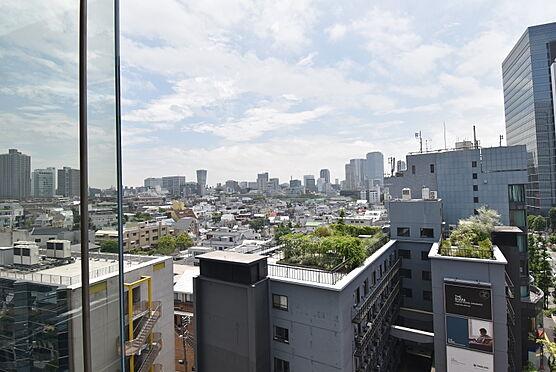 中古マンション-渋谷区神宮前2丁目 バルコニーからの眺望