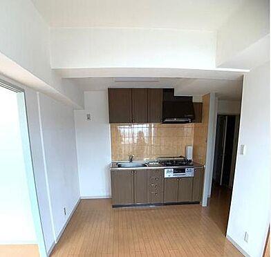 マンション(建物一部)-荒川区荒川1丁目 キッチン