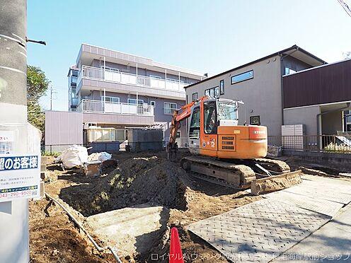 新築一戸建て-千葉市美浜区高洲1丁目 現地写真です!