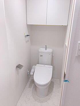 マンション(建物全部)-墨田区東向島5丁目 トイレ