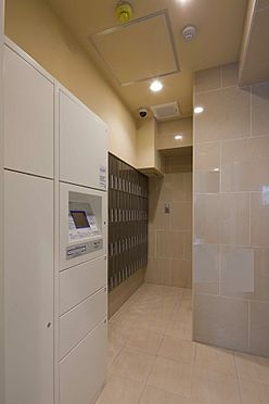 マンション(建物一部)-大阪市東淀川区東中島1丁目 宅配ボックスがあるから、便利です。