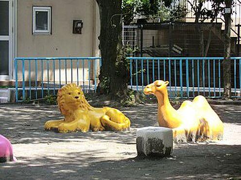 マンション(建物全部)-大田区本羽田2丁目 周辺環境:下萩中児童公園