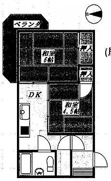 中古マンション-葛飾区亀有4丁目 間取り