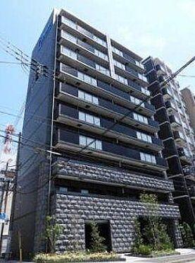 マンション(建物一部)-大阪市北区本庄東3丁目 モダンな外観
