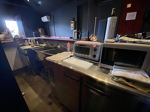 店舗(建物全部)-名古屋市北区川中町 キッチン