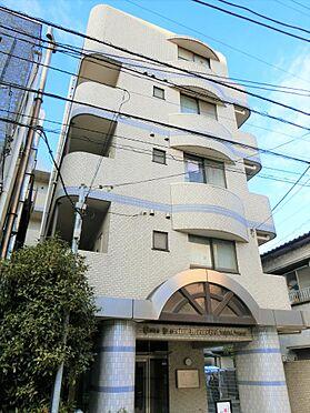 マンション(建物一部)-川崎市中原区上新城2丁目 外観
