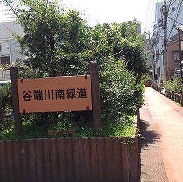 アパート-板橋区熊野町 【公園】谷端川北緑道まで225m