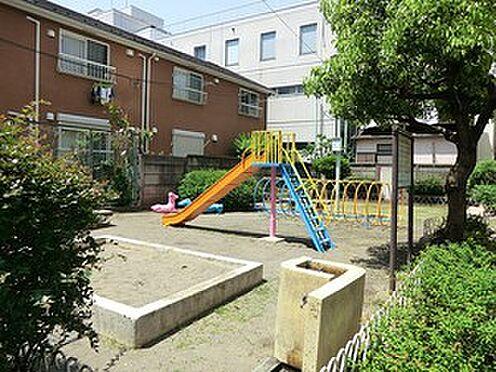 マンション(建物全部)-大田区大森北6丁目 周辺環境:本町児童公園