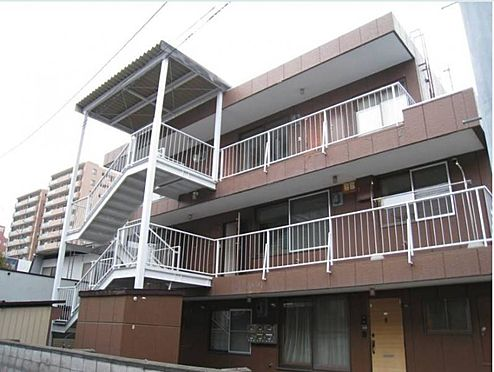 マンション(建物全部)-札幌市中央区南十七条西7丁目 外観