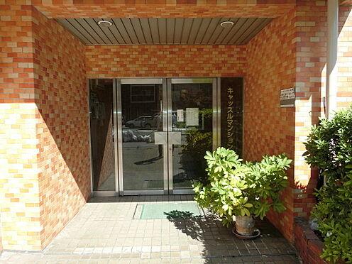 マンション(建物一部)-墨田区緑1丁目 エントランスアプローチです