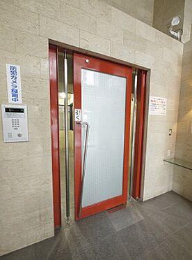 マンション(建物一部)-京都市中京区丸木材木町 防犯性を高めるオートロックを採用