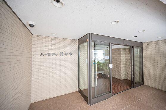 中古マンション-渋谷区代々木2丁目 エントランス