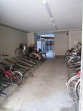 マンション(建物一部)-神戸市中央区磯辺通4丁目 ゆとりある駐輪スペース