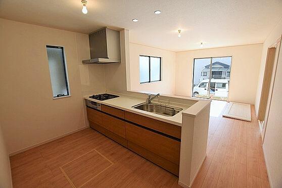 新築一戸建て-仙台市泉区向陽台2丁目 キッチン