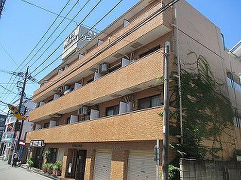 区分マンション-横浜市鶴見区矢向3丁目 外観