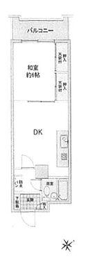 マンション(建物一部)-港区芝浦4丁目 間取り